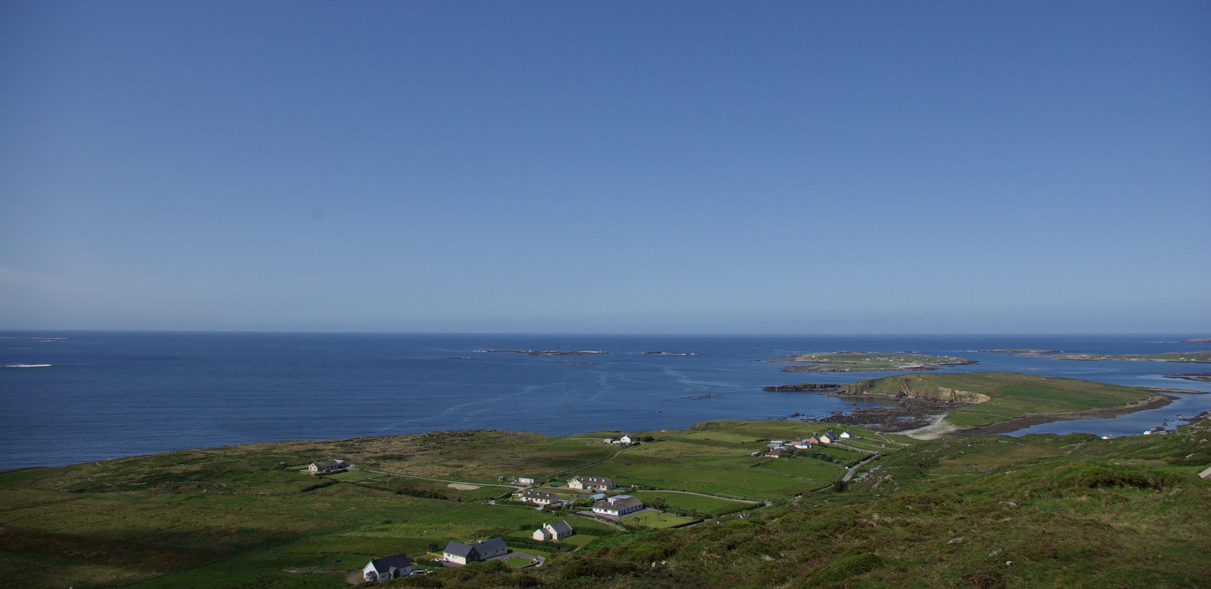 Côte Atlantique - Entre Clifden et Kylmore